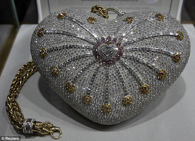 Teuerste-handtasche-der-welt in Die teuerste Handtasche der Welt !